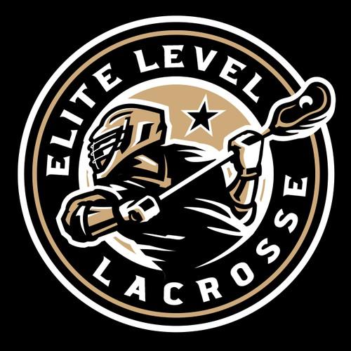 Elite Level Lacrosse Logo