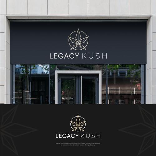 Legacy Kush / Logo.
