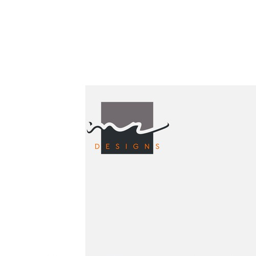 Bold Logo for MR Designs