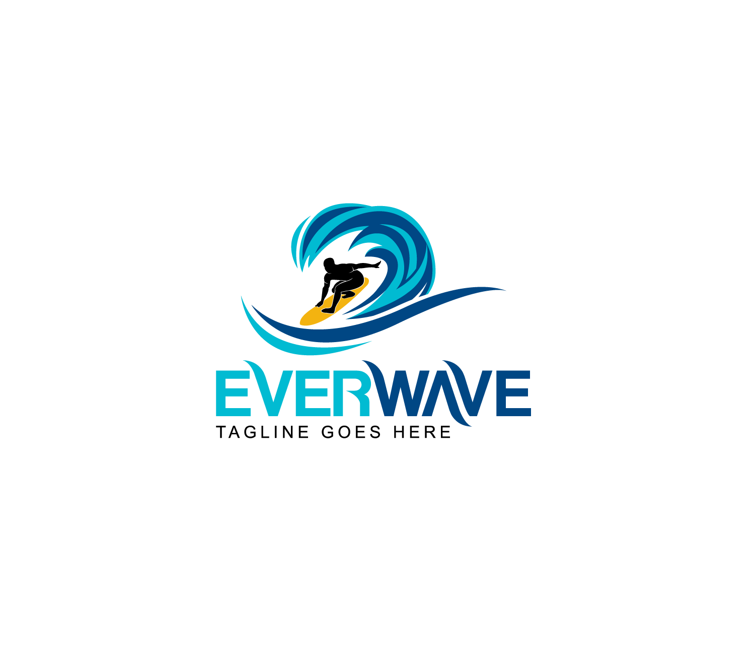 Help us with a logo design for EverWave and WIN!