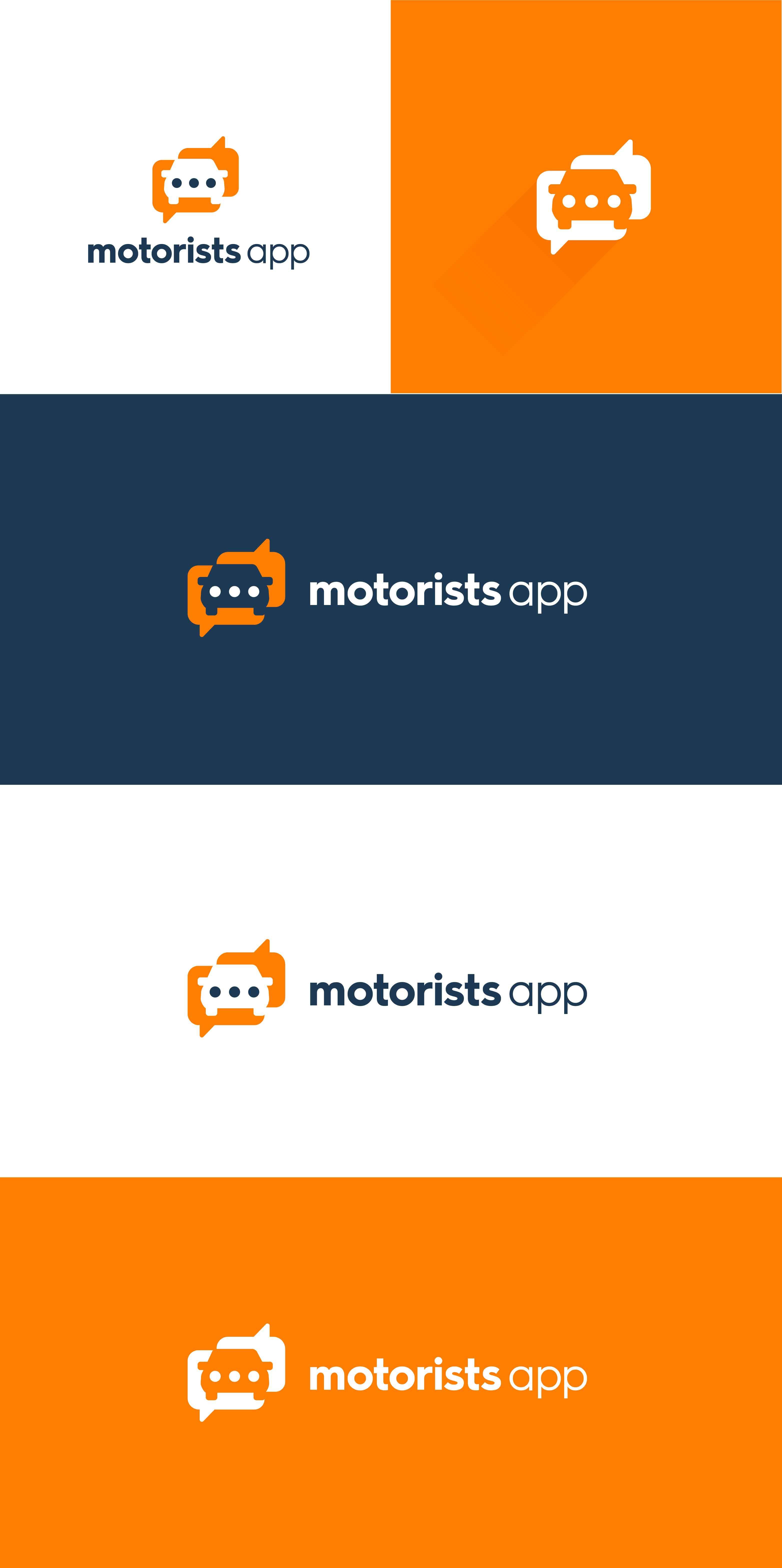 Logo - Motorists App - Swiss car drivers