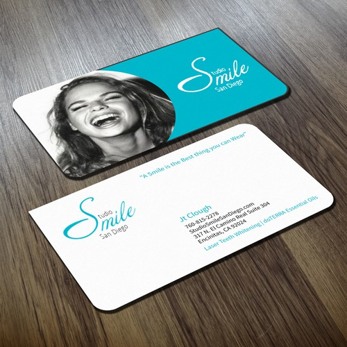 Business Card of Fun Felling