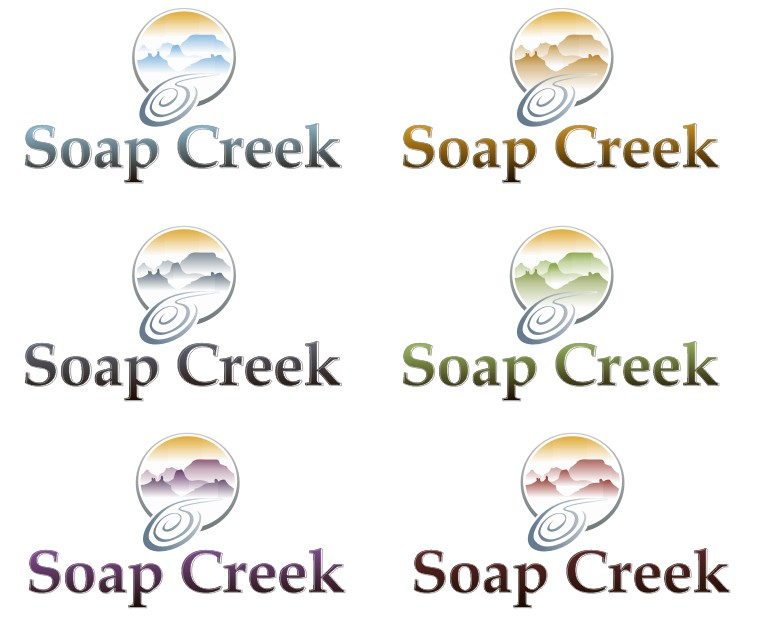 Soap Creek needs a new logo