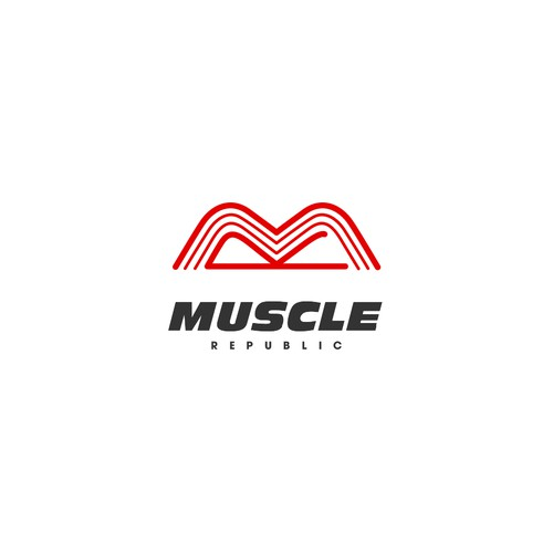 Design timeless logo mark for Fitness Apparel Brand