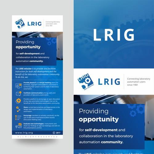 LRIG - X Banner