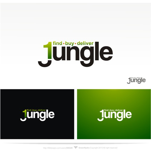 1jungle needs a new logo