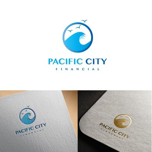 Logo para empresa de financiamentos