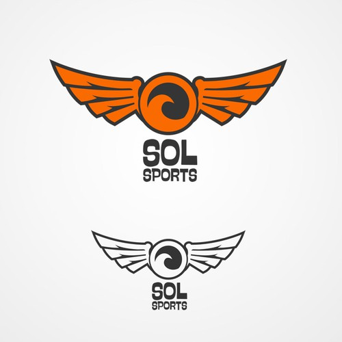 Help Sol Sports with a new logo