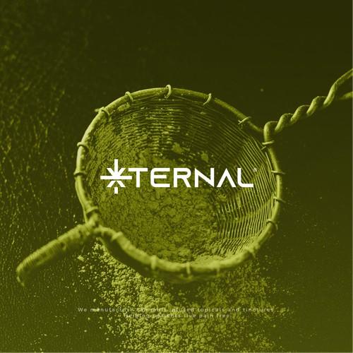 Xternal logo design