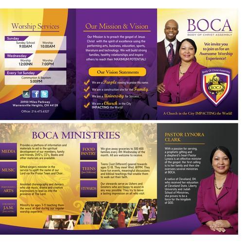 BOCA brochure