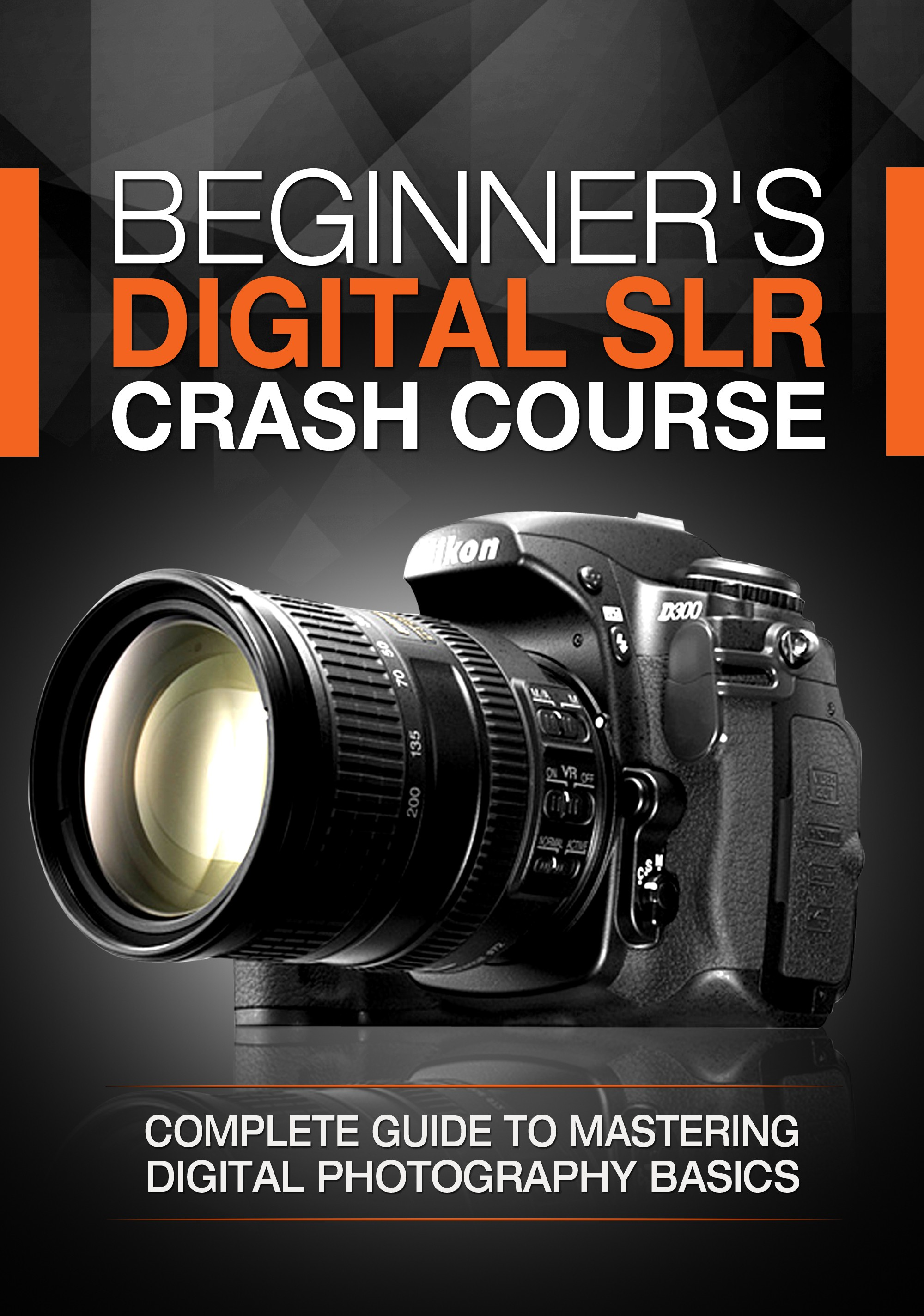 Create an eBook Cover for Bestselling Photography Book