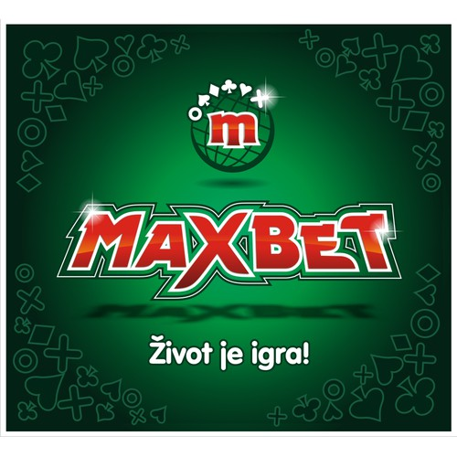 MaxBet Logo Redesign
