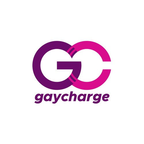 Logo concept for gaycharge