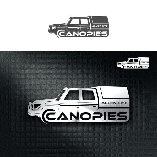 canopies alloy ute