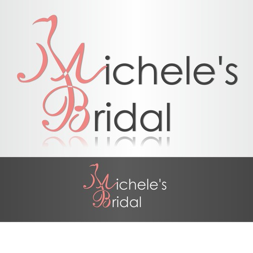 Create a new fresh design for a bridal store