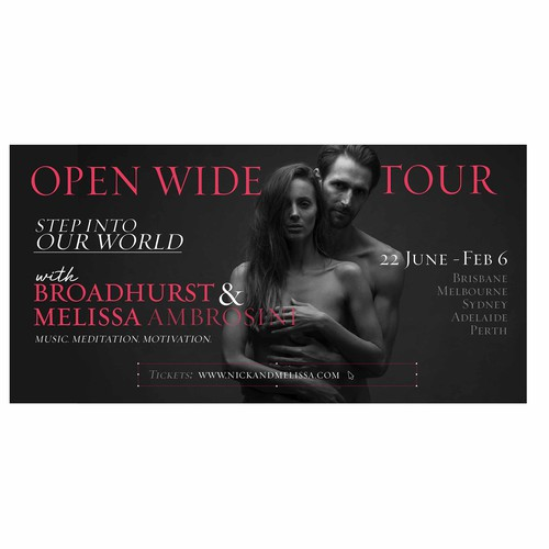 Open wide Tour