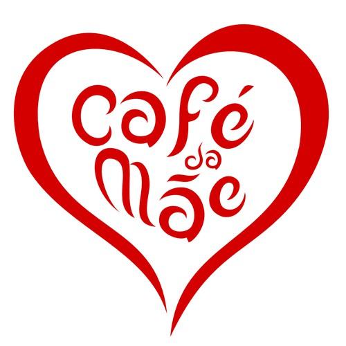 Create a Logo For 'Café da Mãe' something like 'Mother's Coffee'