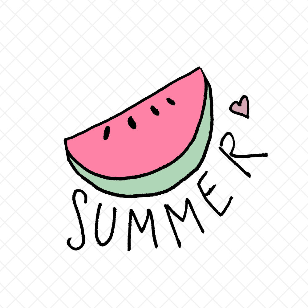 Summer Fun Squares