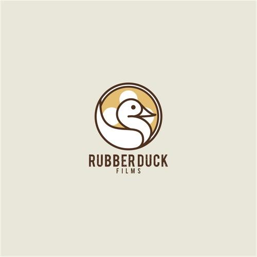 Logo concept for RUBBER DUCK FILMS