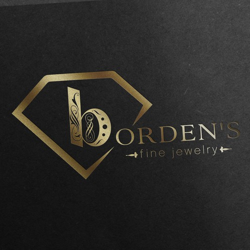 Logo concept for Borden's