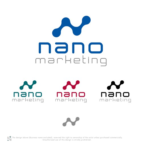 logo for Nano Marketing