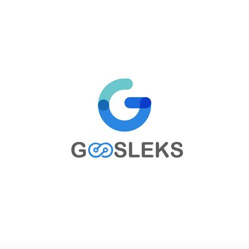 Logo concept to Goosleks