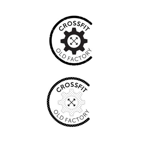 Logo für unser CrossFit Fitness Gym!