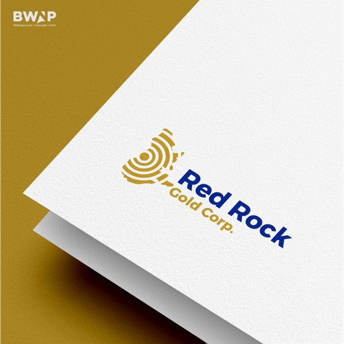Red Rock Gold Corp. Logo