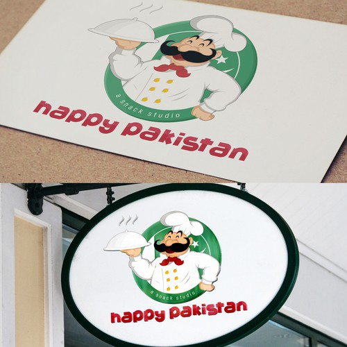 Logo Happy Pakistan