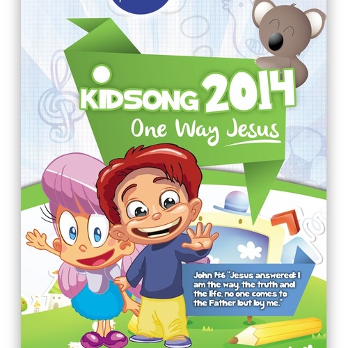 Hillsong Kids Flyer
