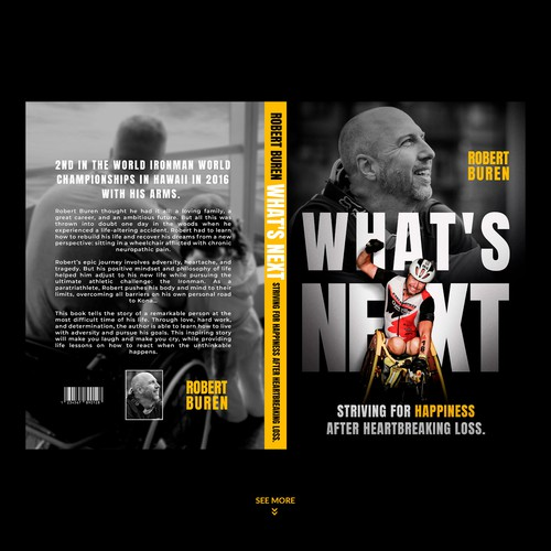 What's Next - Cover Book
