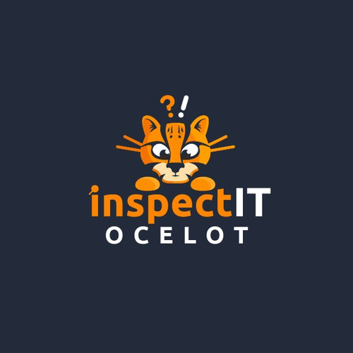 Ocelot logo concept