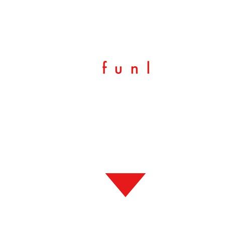 funl app logo design