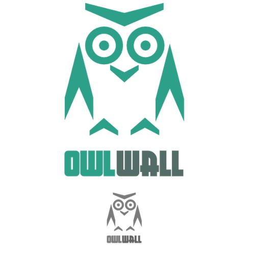Startup OwlWall Needs an Exciting Logo
