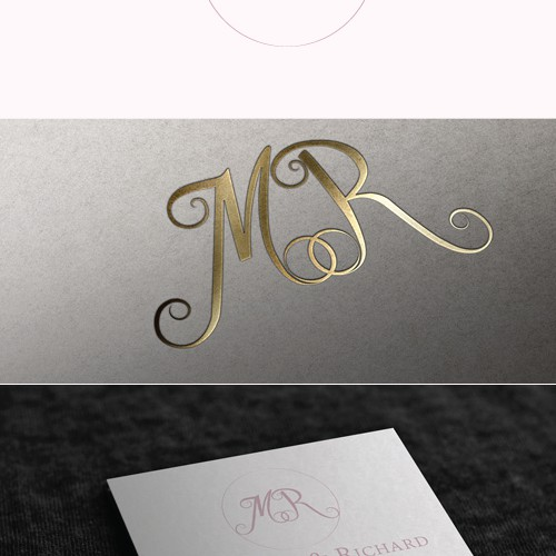 Young austrian bride to be need your help for a wedding logo