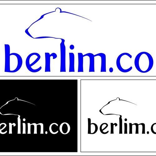 New logo for berlim.com