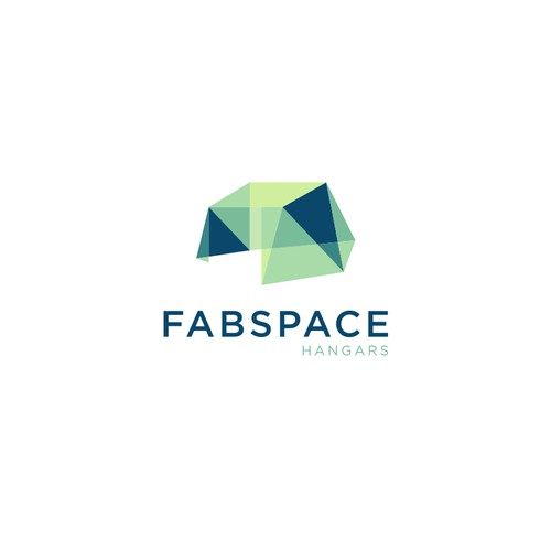 Logo Designs for Fabspace Hangars