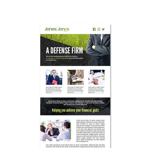 Defence Firm Newsletter