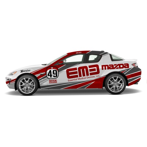 Essential Medical Devices, LCC Race Car Concept
