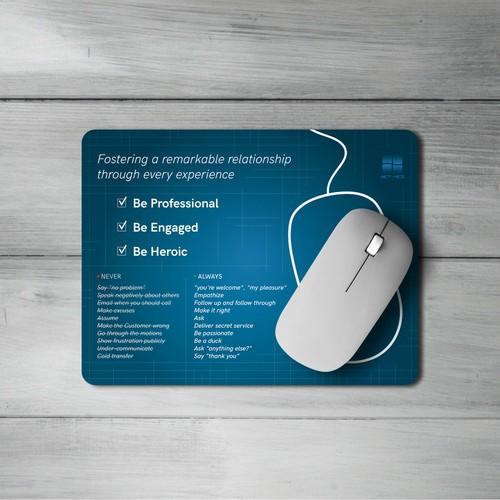 MousePad Design [Net Res]