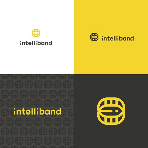 Intelliband Logo