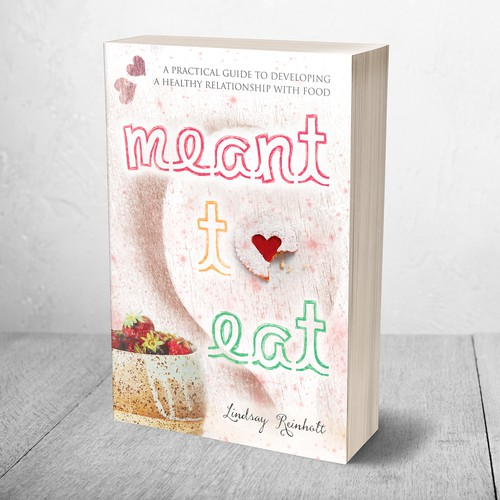 "Book cover for ""Meant to Eat"""