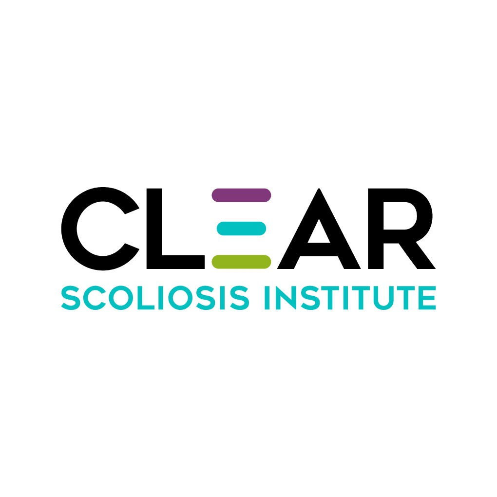 Logo for non-profit providing scoliosis treatment & research without surgery