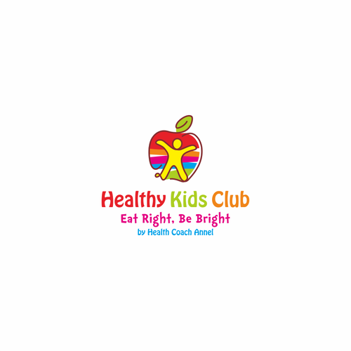 Logo for Healthy Kids Club