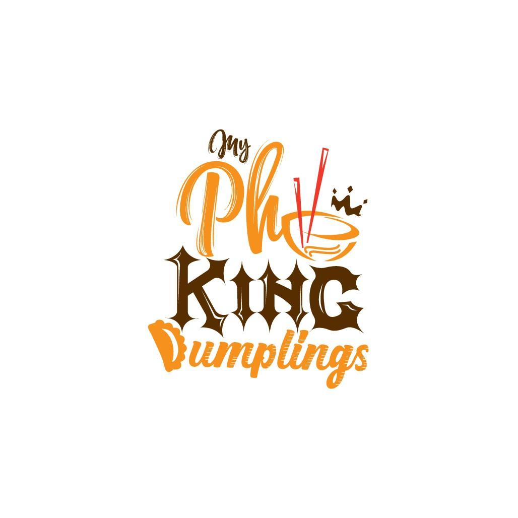 My Pho King Amazing Logo
