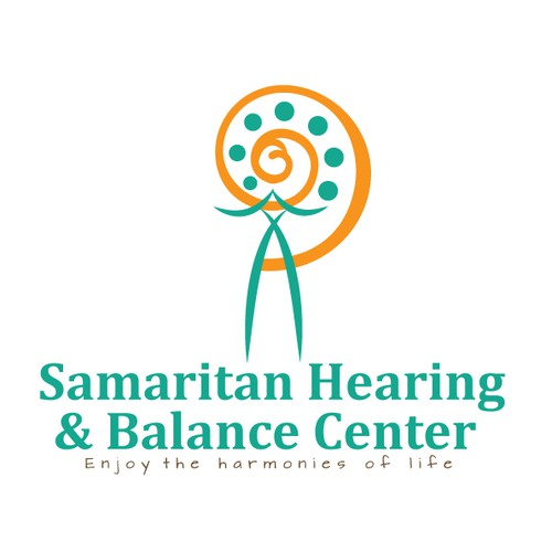 Help Samaritan Hearing & Balance Center with a new logo