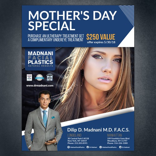 Mother's day advertising