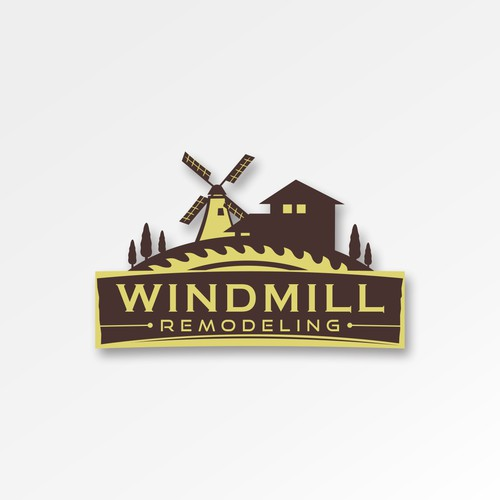 Windmill Remodeling, Inc. Logo