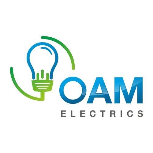OAM Electrics Logo
