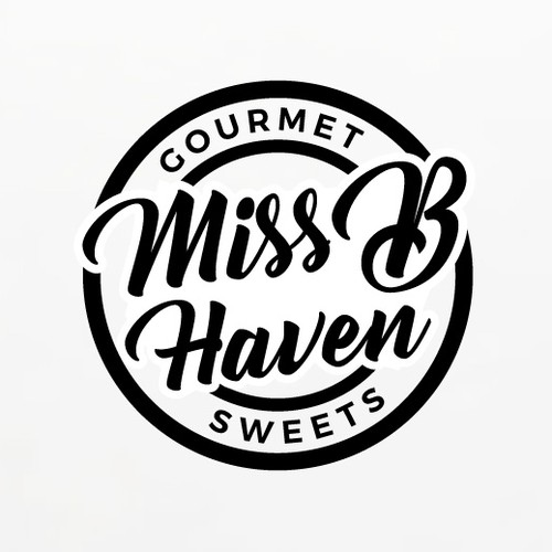 Miss B Haven Food Truck Logo